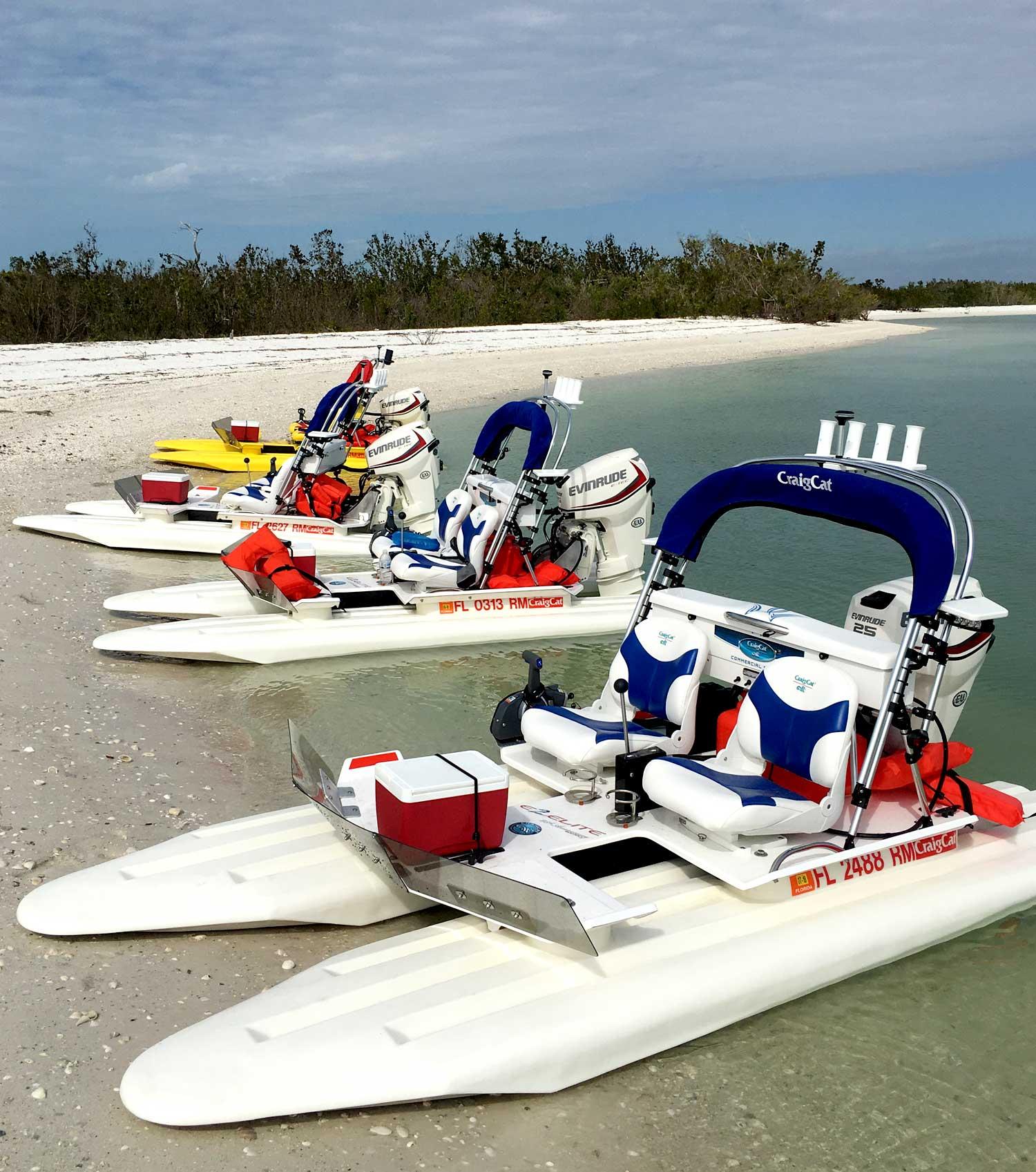 Craigcat Boat Tours Marco Island